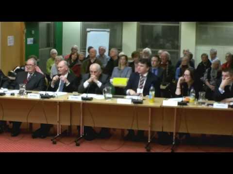 Rutland County Council Meeting 15th January 2018 Video 3 Oakham Town Petition and Oakham Enterprise
