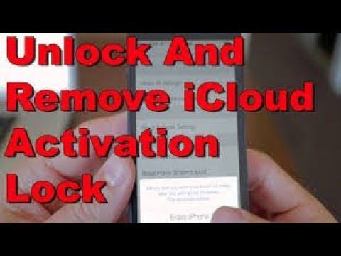 How to Remove iCloud all version iphone
