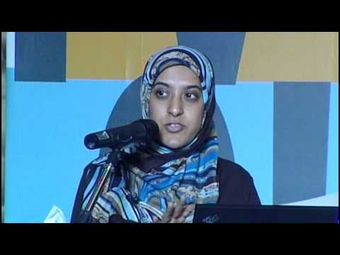 Shabina S. Khatri, Global Voices Online - Mudawanat: All About Blogging