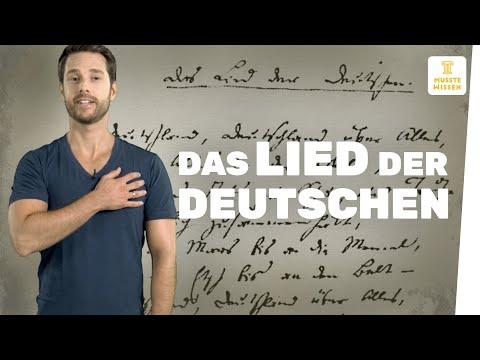 Die deutsche Nationalhymne I musstewissen kompakt