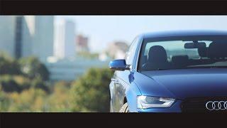 Тест-драйв Audi A4 (B8) S-line