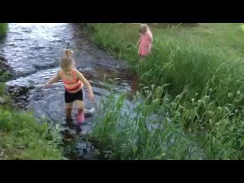 Nazareth park creek