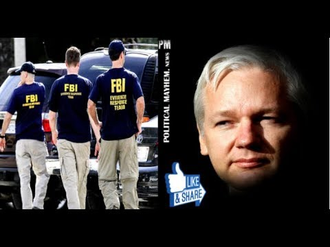 WIKILEAKS JULIAN ASSANGE JUST REVEALED WHAT REALLY HAPPENED IN LAS VEGAS AND IT'S BAD FOR THE FBI!