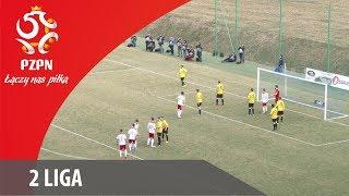 2 Liga: Magazyn skrótów (21. kolejka)