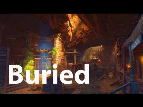 Ultimate Guide to Buried - Walkthrough, All Buildables, Perks (Black Ops 2 Zombies)