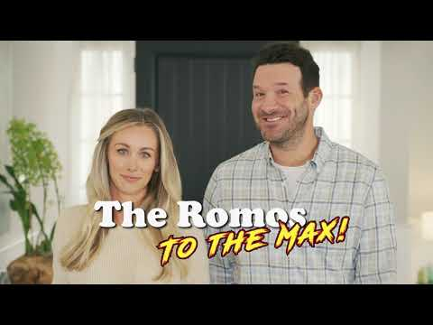 Tony Romo for Skechers Max Cushioning