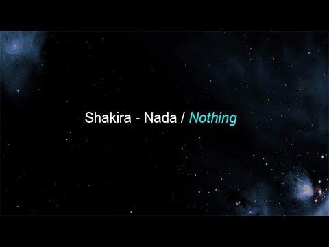 Shakira - Nada (English Lyric Translation)