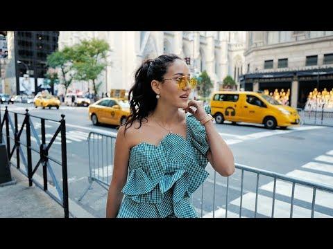 NEW YORK FASHION WEEK VLOG   Tamara Kalinic