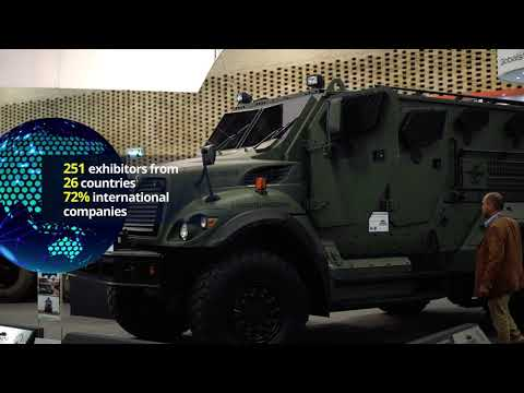 EXPODEFENSA 2021 Teaser - Bogotá, Colombia #expodefensa #defense #security #exhibition