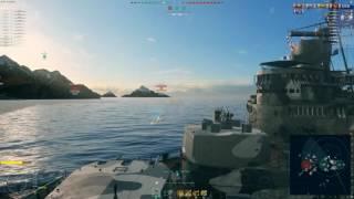 World of Warships - HMS Edinburgh 10000+ XP