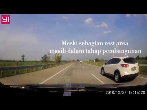 Liburan Menikmati Tol Trans Jawa ~ Surabaya - Yogyakarta / Trans Java Tolls Ride It & Have Fun