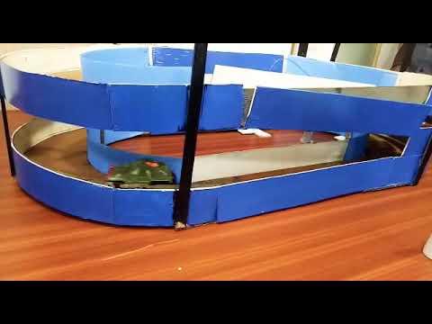 Hydra Flyover DIY project