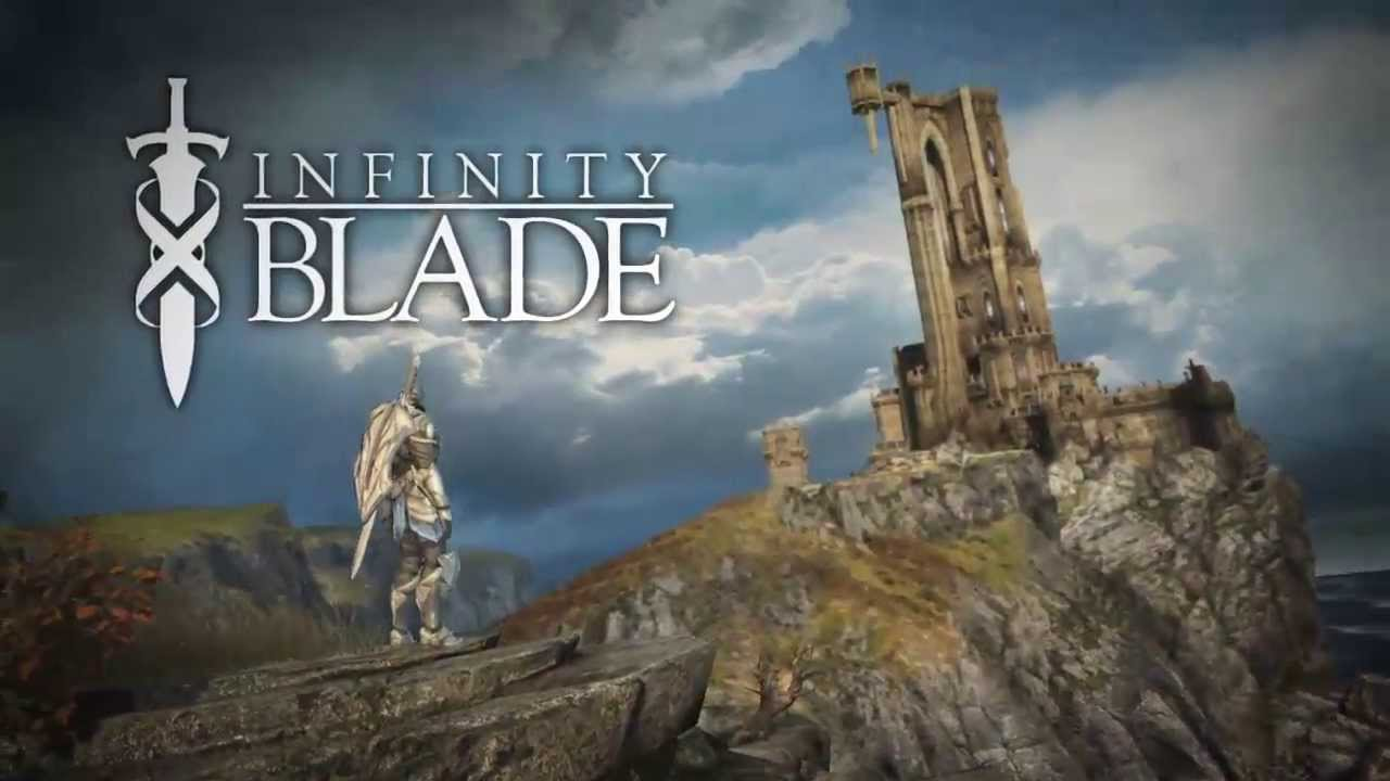 Infinity Blade Disappears as Fortnite Adds Its Titular