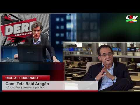 Aragón: Hay que ver si Macri puede ser un líder desde el llano