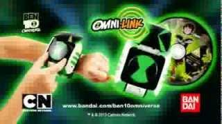 Ben 10 Omniverse Omni-Link Omnitrix