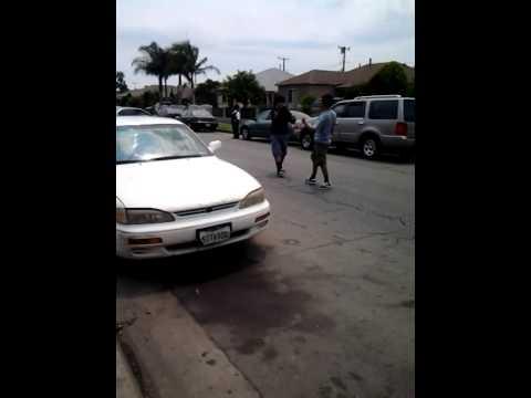 Lennox CA Fight