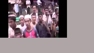 Repeat youtube video شاهدوا ماذا يحدث في بورما ... عذرا اخواني في بورما+ 18