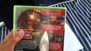 UNBOXING [Sleeping dogs] Gamestop Special Edition
