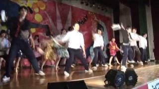 '07拓北高校3-8クラスパフォーマンス