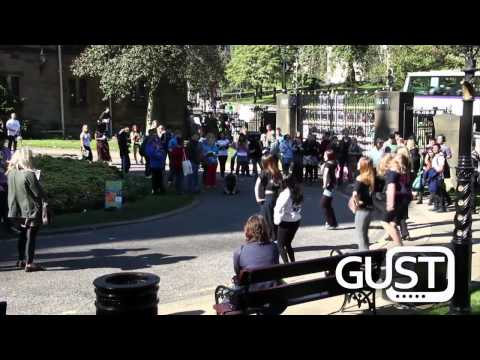 Glasgow University Freshers' Week 2011: Wednesday