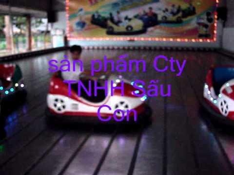 Đồ chơi thiếu nhi-Xe điện sàn-Cty TNHH Sấu Con
