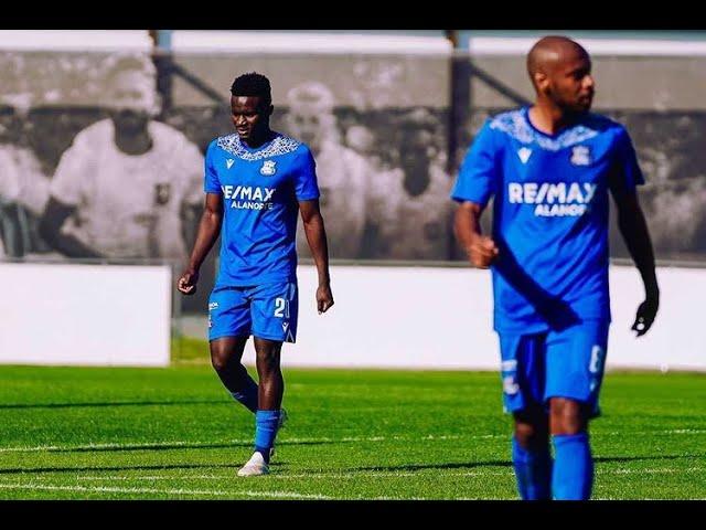 Muelson Samate - Highlights Video (2020/2021 Season)