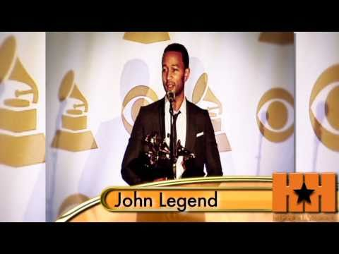John Legend On His 3 Wins @ 53rd Grammy Awards - HipHollywood.com