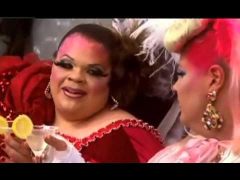 RuPaul's Drag Race legendary moments  Stacy shades Delta