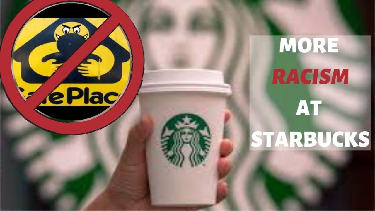 'Shut Up Slave' White Man Hurls Insults At Black People Outside Of Chicago Starbucks