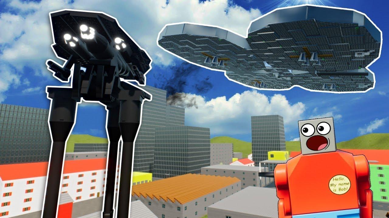 LEGO Alien Conquest Collection - YouTube |Lego Alien Invasion