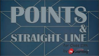 Angle between two lines: Straight Line - Class 11th & IIT-JEE - 21/23