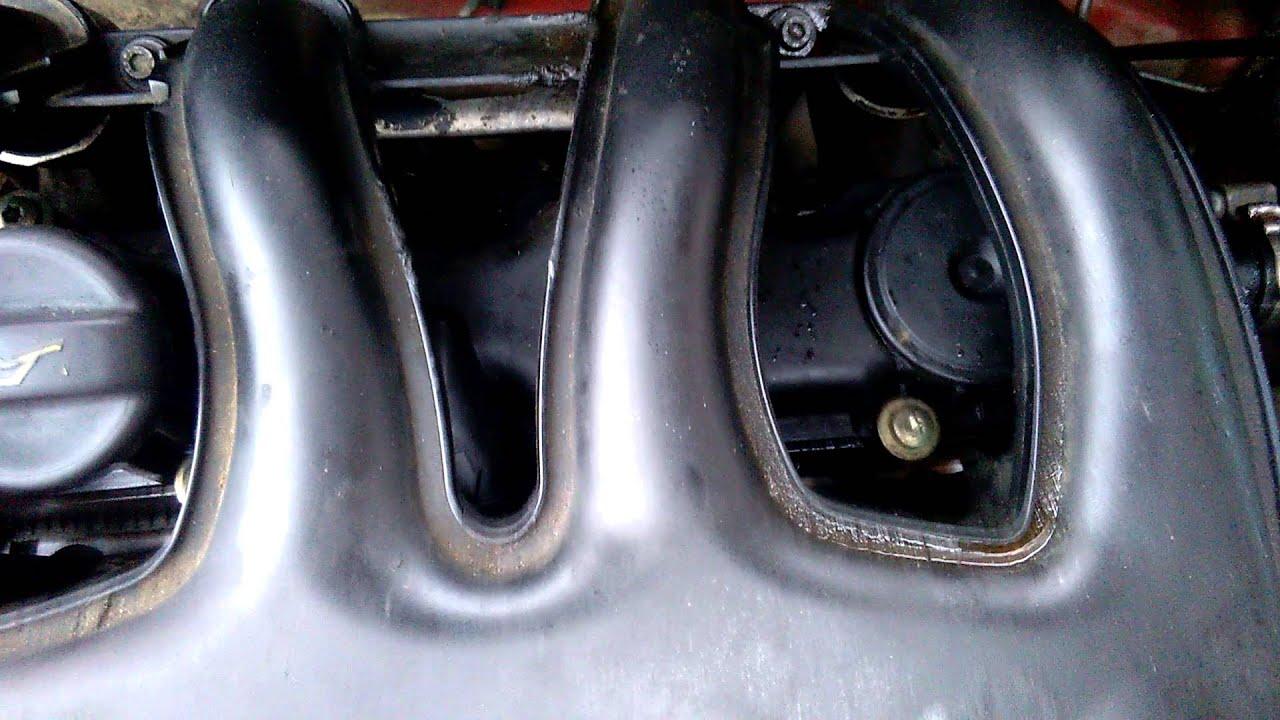 Motor diesel Citroen Berlingo 1.9 d - YouTube