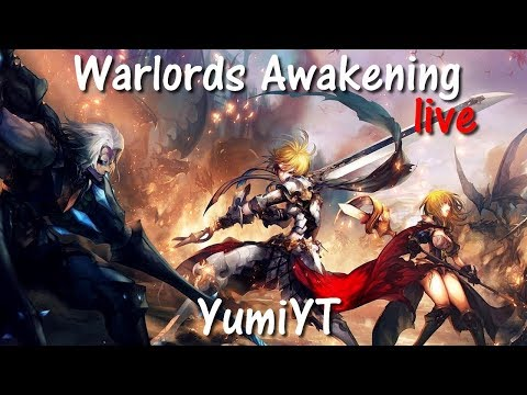 Warlords Awakening ZA