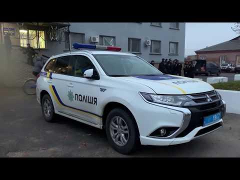 Поліція Луганщини: 25.10.2019_Поліцейські провели відпрацювання населених пунктів Сватівського району