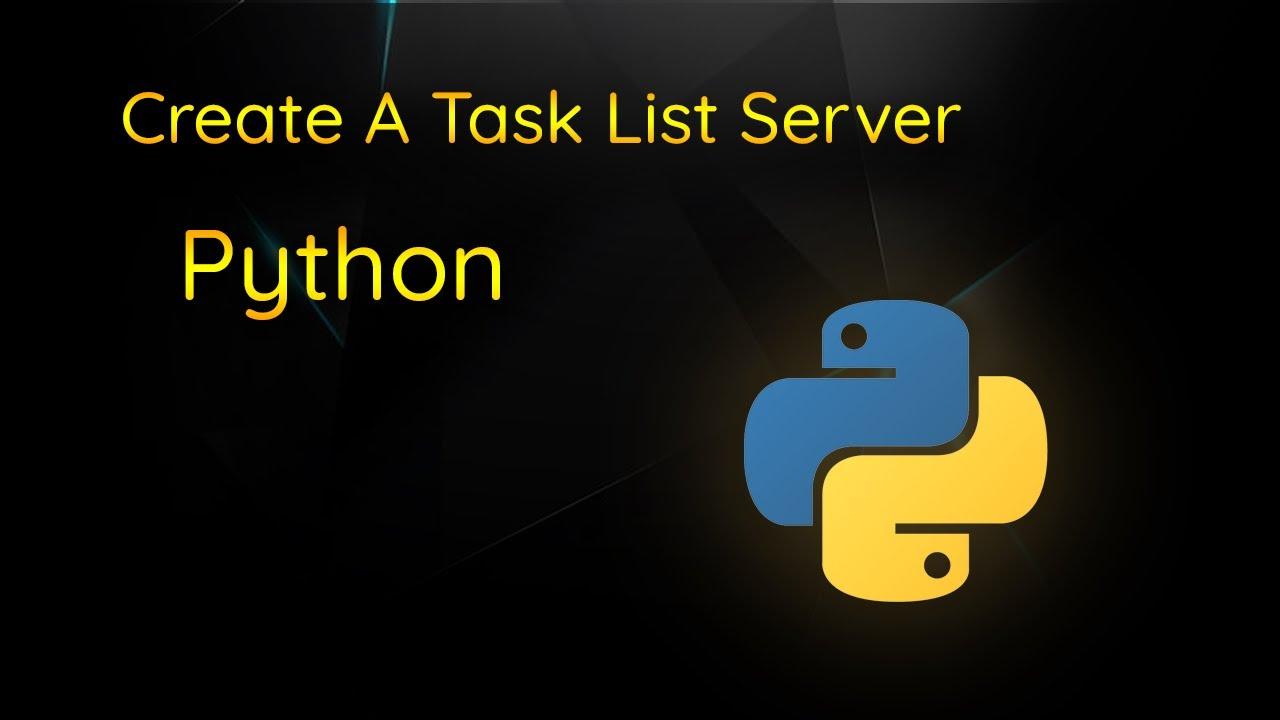 Creating A Web Server To Handle GET / POST Requests With Python