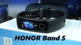 обзор Honor Band 5 - альтернатива Mi Band?
