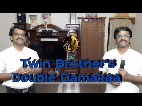 Songster Rajini | Pon ondru kanden | Twin Brother's Double Damakaa | Padithal Mattum Podhuma