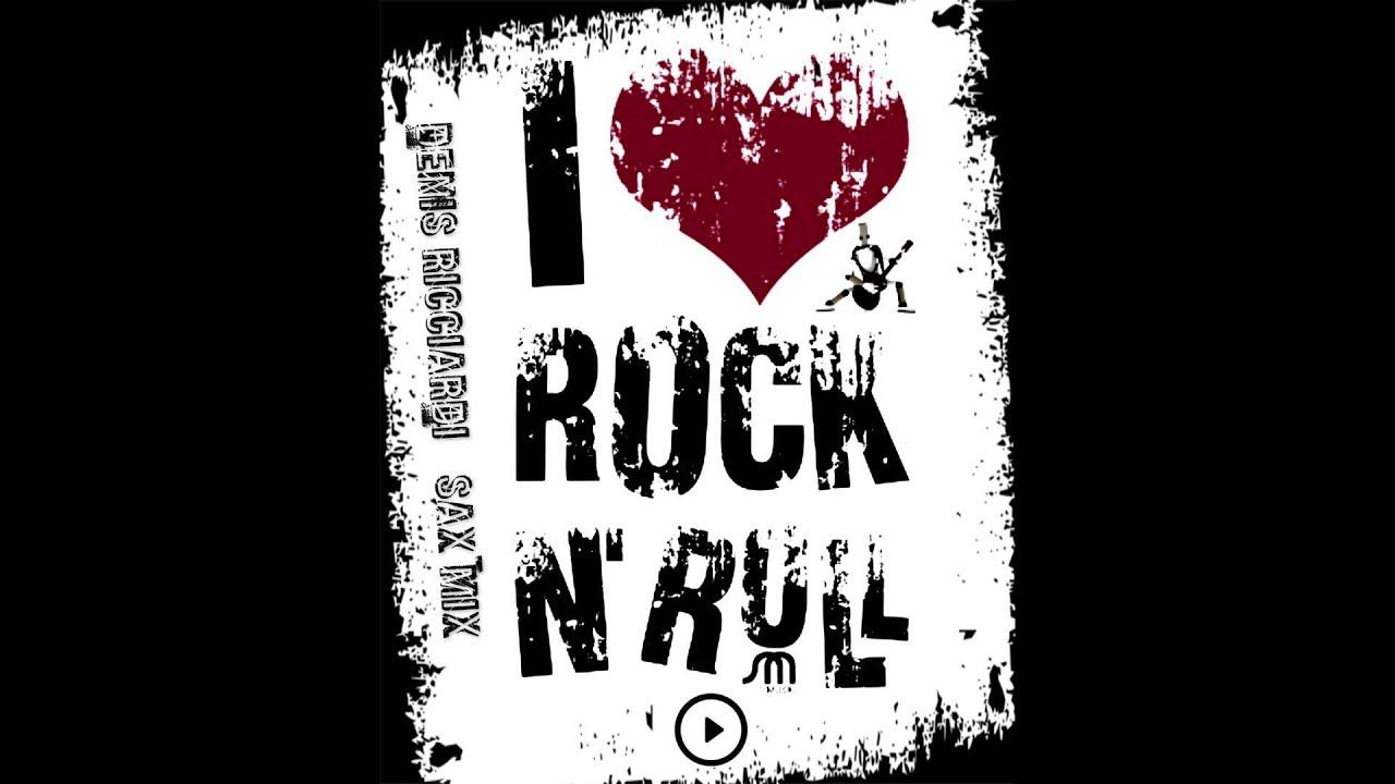 Denis Ricciardi - I Love Rock N' Roll (Sax Mix) - YouTube