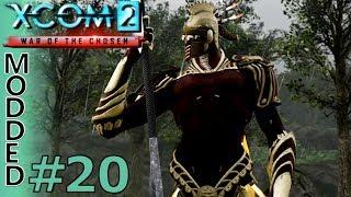 XCOM 2 WOTC Modded LEGEND MOCX UFO Belongs to Us #20 Operation Hammer Shadow
