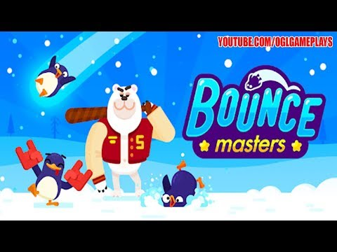 Bouncemasters! By Playgendary - Android/iOS Beta Gameplay