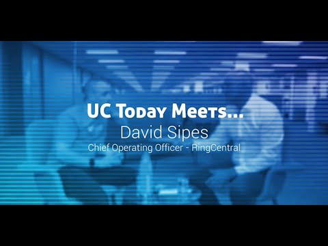 UC Trends 2020 - UC Market Insights from RingCentral's COO
