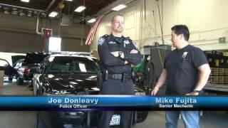City at Work:  Vehicle Maintenance