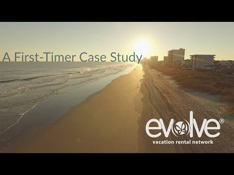Myrtle Beach Case Study - First time vacation renters