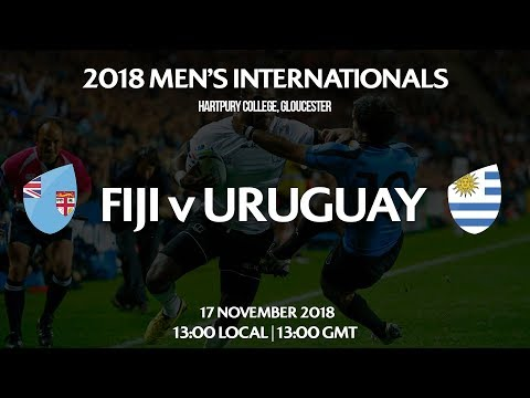 Follow Fiji v Uruguay LIVE! (French Commentary)