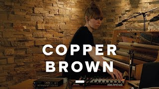 POPPY ACKROYD - Luna | COPPER BROWN SESSION #0007
