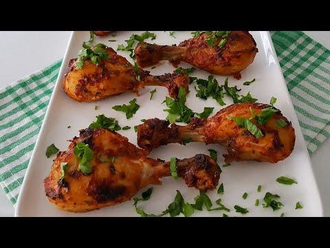 Fırında Soslu Tavuk Baget Tarifi-Çok Kolay Ve Lezzetli Bir Yemek-Yemek Tarifleri-Gurbetinmutfagi
