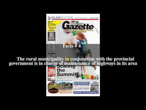 Rural Municipality of Aberdeen No. 373 Top # 6 Facts