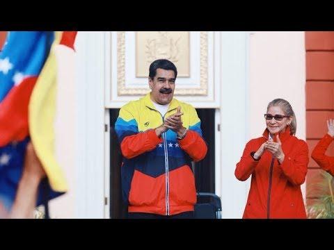 Presidente Maduro recibe a la JPSUV y celebra sus 11 años, acto completo