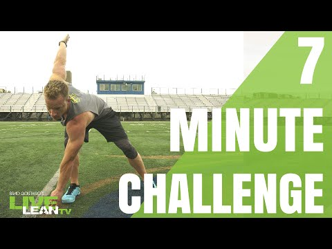 7 minute workout challenge burn calories at a blistering pace with this new workout youtube. Black Bedroom Furniture Sets. Home Design Ideas