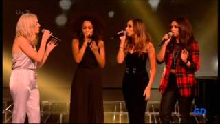 Little Mix on Xtra Factor (3rd Nov 2013)